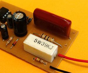 circuito tanque