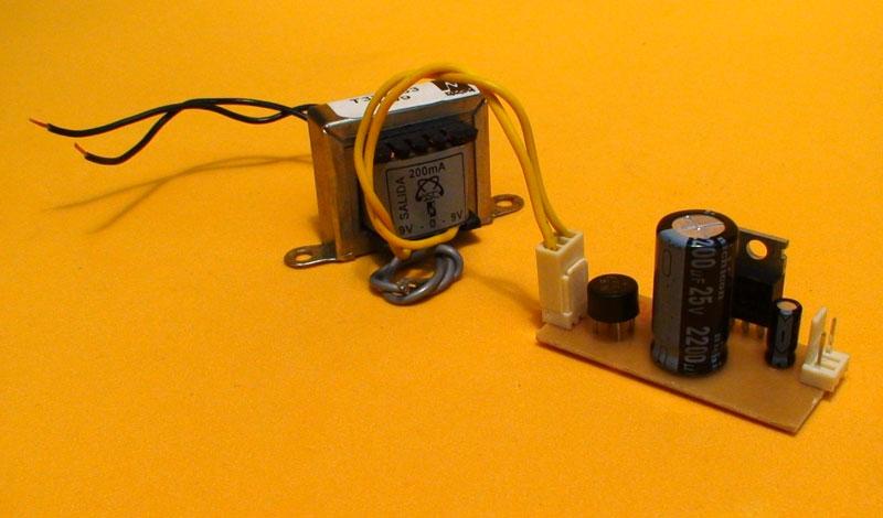 Circuito Electrico Simple Como Hacerlo : Construya su propia fuente simple regulada video rockola