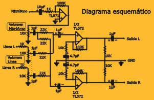 diagrama de un circuito