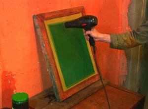 secado emulsion