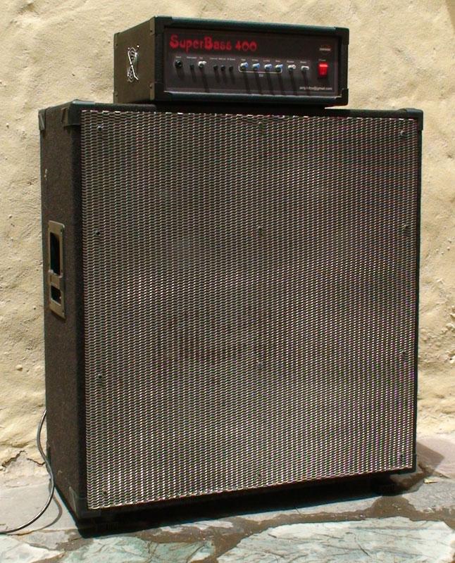 Construir amplificador de bajo