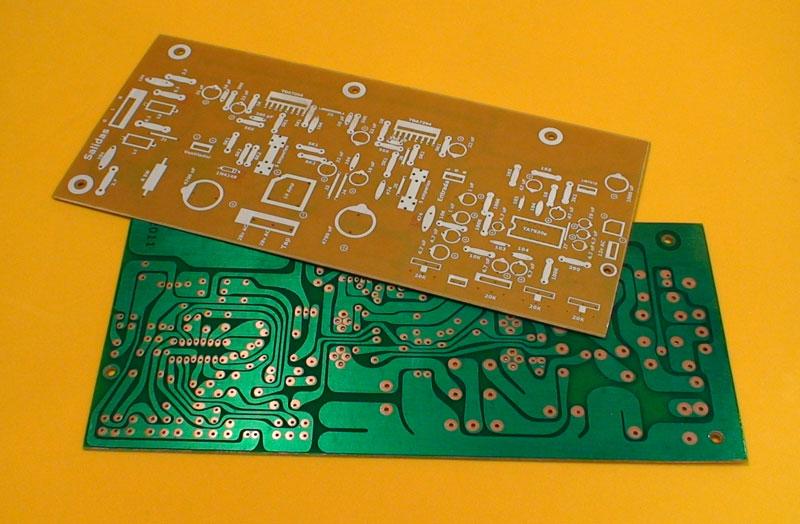 El circuito impreso (PCB)