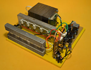 amplificador ampliable