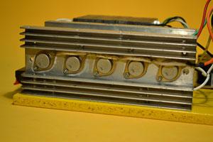 transistores 2N3055